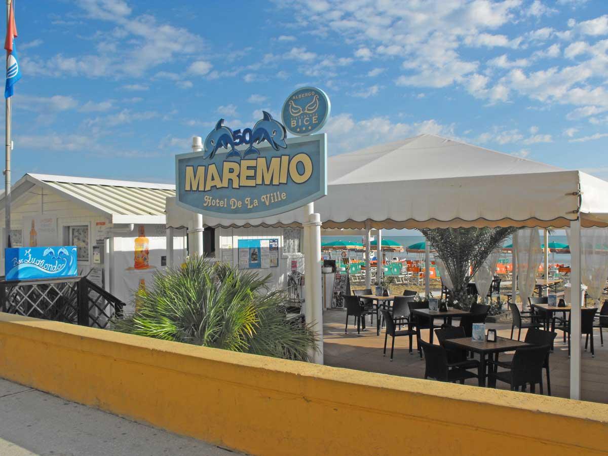 MareMio Bagni 50 stabilimento balneare Senigallia